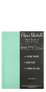 flexi sketch sketchbooks