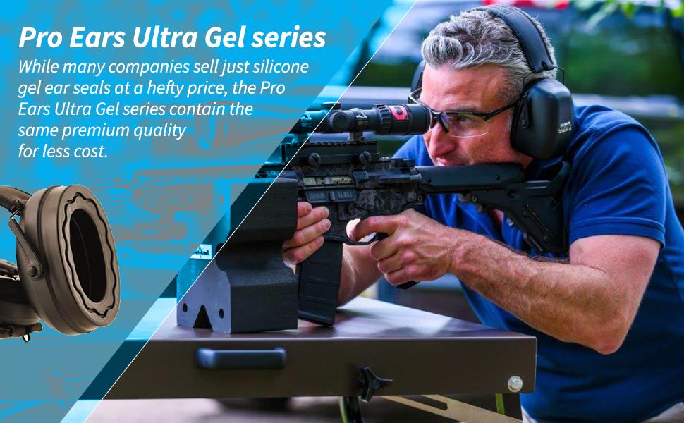 Pro Ears Ultra Gel Series