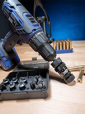 Shell holder dies die primer brass smith powder scale scales cartridge bullet platinum L.E. Wilson