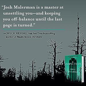 inspection;thriller;science fiction;fantasy books;josh malerman;teens;scifi for teens;books for teen