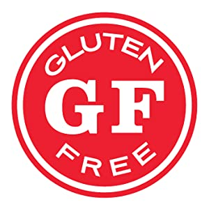 bobs red mill bob brm gluten free allergen safe gf celiac certified logo bug badge gfco tested