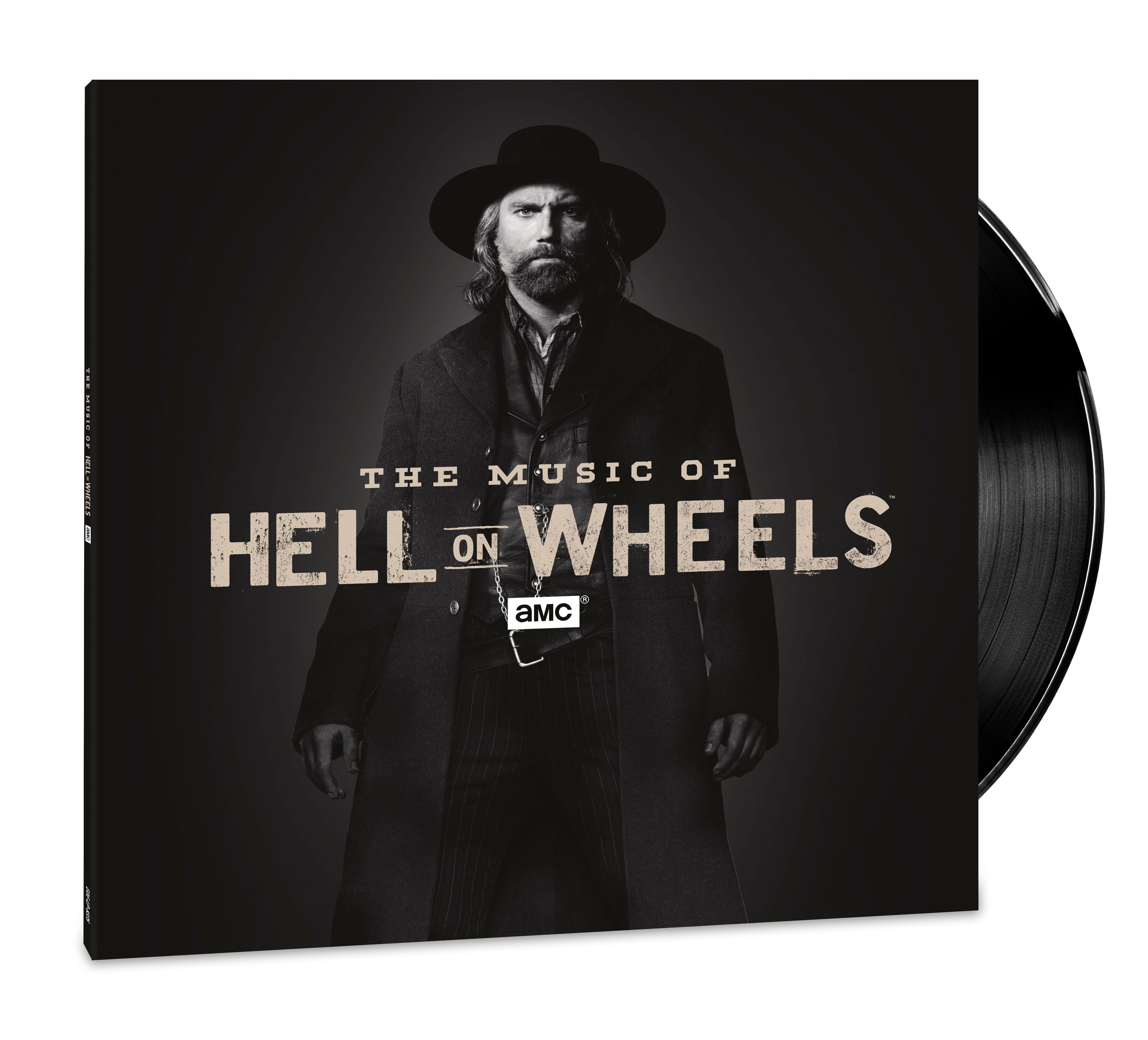 Amazon.com: Hell on Wheels - The Complete …