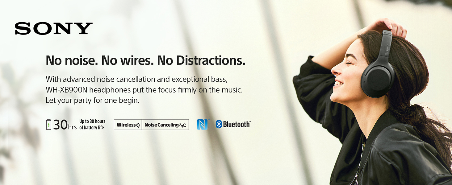 No noise. No wires. No distractions.