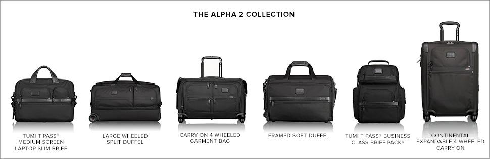 b90293b76f TUMI - Alpha 2 Extended Trip 4 Wheeled Medium Garment Bag - Dress or ...