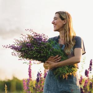 floret farms, cut flower garden, erin benzakein, gardening