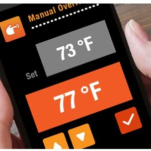 wifi smart thermostat