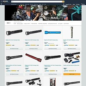 MAGLITE; Brand; Store; Amazon
