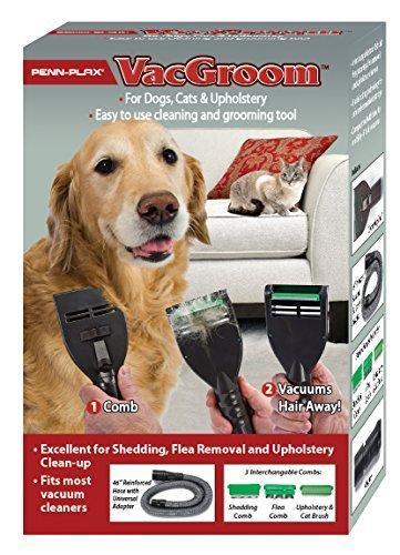Amazon Com Penn Plax Vacgroom Pet Grooming Vacuum