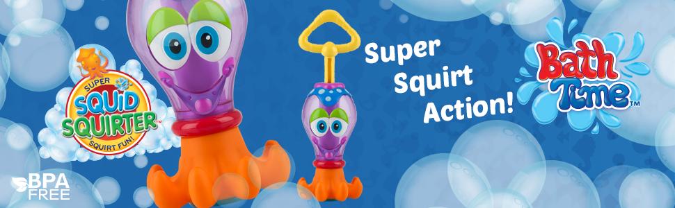 squid squirter