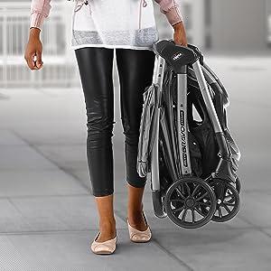 Amazon.com : Chicco Mini Bravo Plus Lightweight Stroller ...