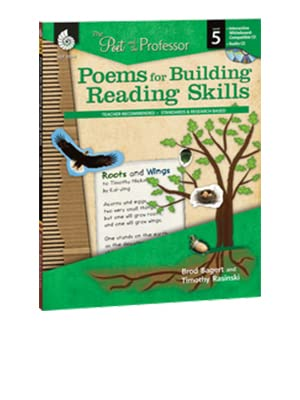 Poems for Building Reading Skills: The Poet and the Professor