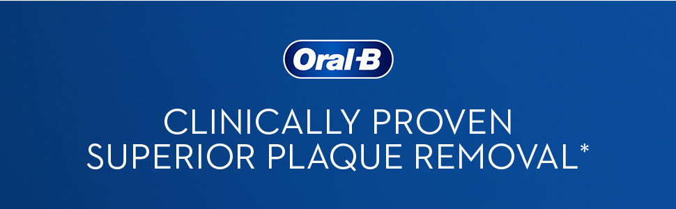 Oral-B CrossAction refills clinically proven superior plaque removal