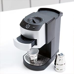 Descalcificar, cal, máquina de espresso, café de monodosis, senseo, café,