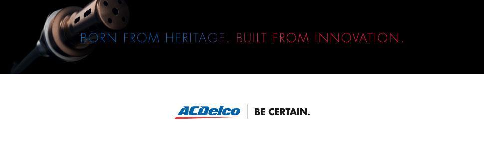 ACDelco, ACDelco Parts, Auto Parts, Aftermarket Auto Parts, GM Parts Brand,