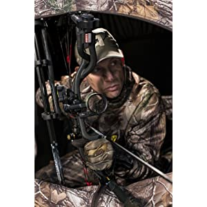 bow hunter, halo, halo range finder, range finder, bushnell range finder, bow hunting range finder