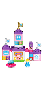 LeapBuilders Shapes & Music Castle