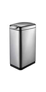 EKO; touchpro; garbage; waste; rubbish; trash; can; bin; kitchen; bathroom; laundry; office
