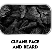 Cleans Face And Beard