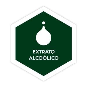extrato alcoolico