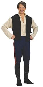 Adult Deluxe Han Solo Costume