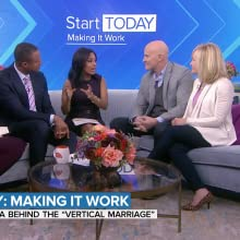 Today show making it work start today marriage book