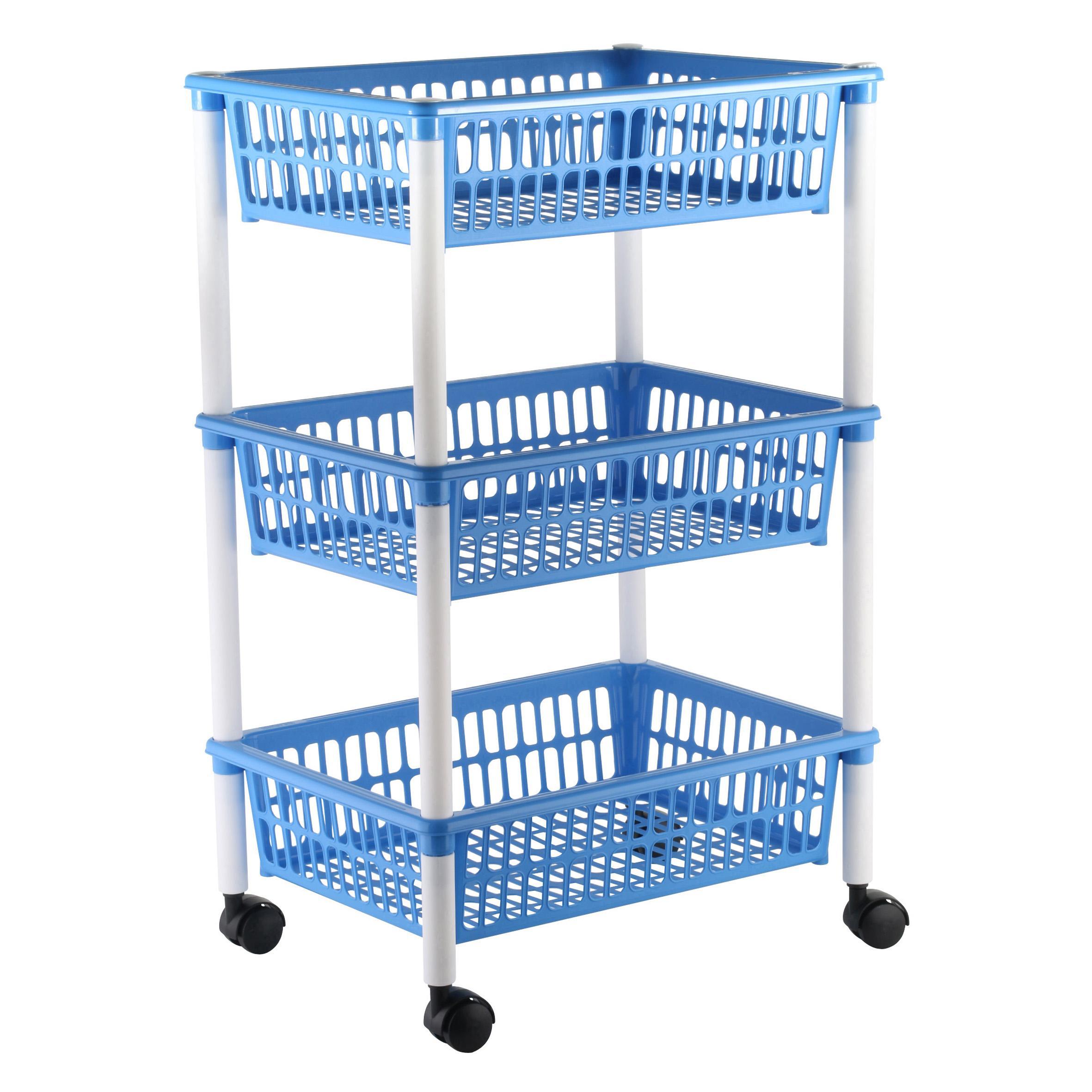axentia rollwagen allzweckwagen f r b ro k che bad rollregal aus kunststoff k chenwagen. Black Bedroom Furniture Sets. Home Design Ideas
