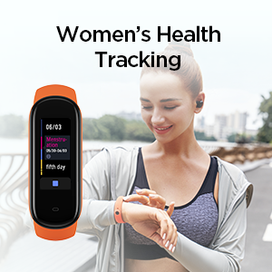 Women's Health Tracking