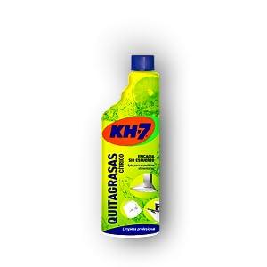 KH-7 - Quitagrasas pulverizador - Aroma limón - 750 ml: Amazon.es: Salud y cuidado personal