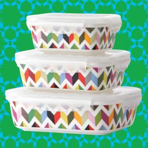 Porcelain Storage