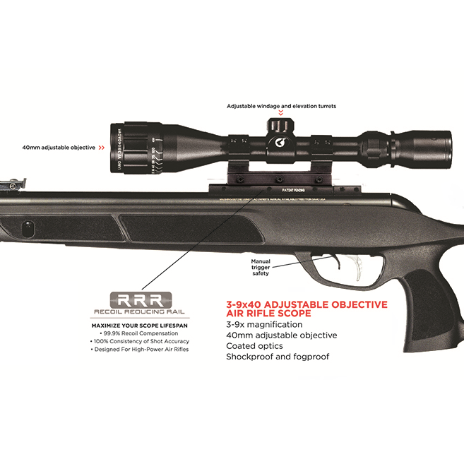 Magnum Air Rifle