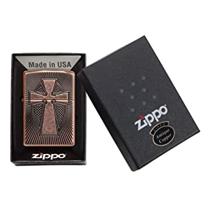 spiritual, religious, packaging, zippo, zippo lighter, windproof, cross, rosary, black ice, crosss