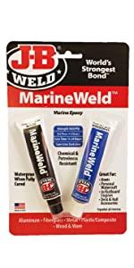 J-B Weld MarineWeld Twin Tubes