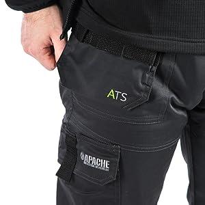 ATS 3D Detail
