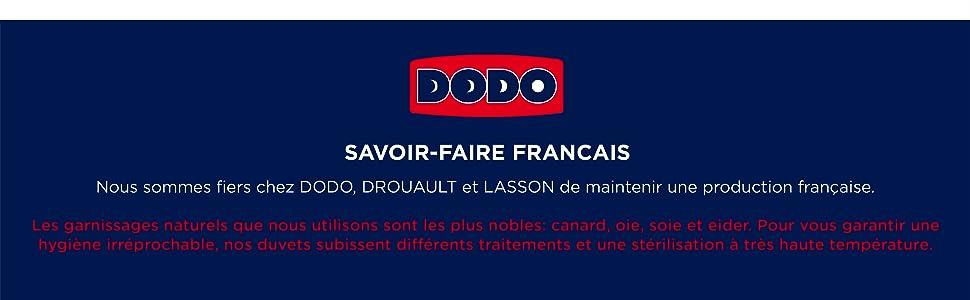 DODO_SAVOIR FAIRE FRANÇAIS