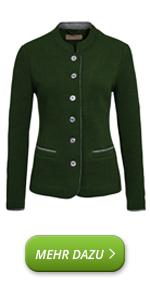 Blazer - Giacca da donna, lavabile, giacca da donna, stile bavarese