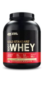 Gold Standard Whey Protein Powder