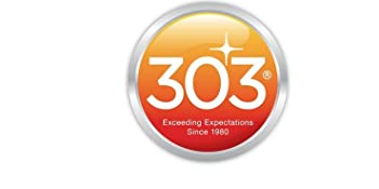 303 products, 303 logo, car care products