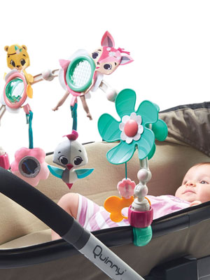 Tiny Love, Activity Arches, Tiny Princess Tales collection, Sunny Stroll, module 2, product image