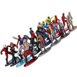 Nano METALFIGS Marvel 20-Pack Wave 1