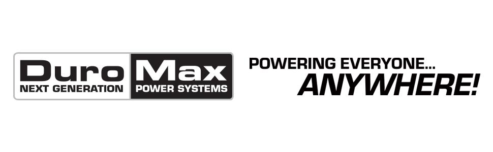 Duromax XP12000EH 12000 Watt Home backup Generator