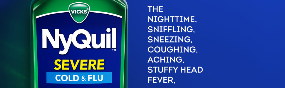 nyquil, severe