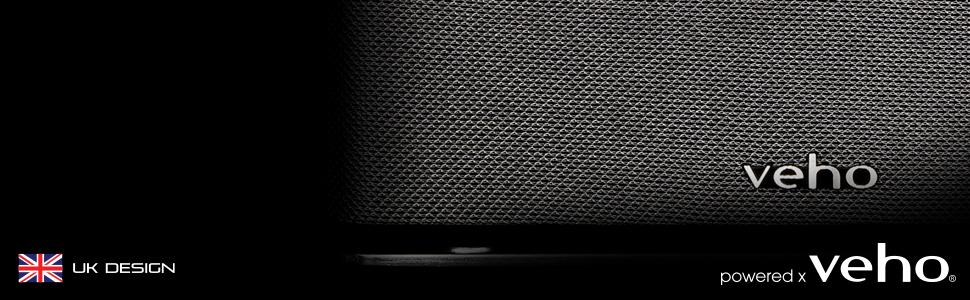 Veho M6 Retro Wireless Speaker