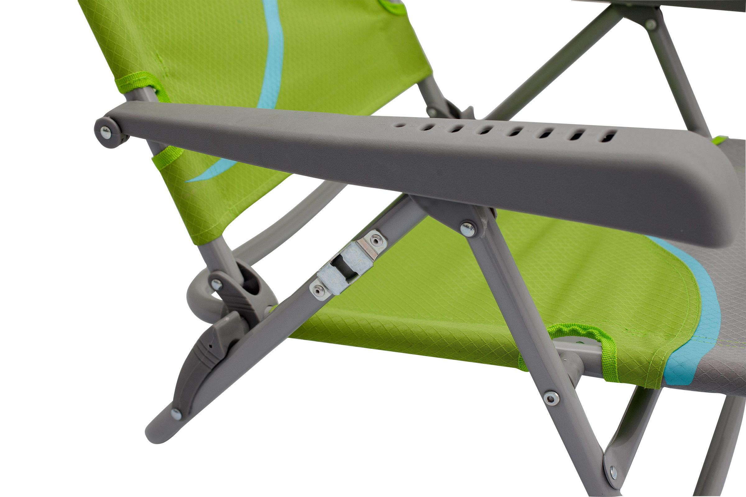 meerweh erwachsene strandstuhl mit verstellbarer. Black Bedroom Furniture Sets. Home Design Ideas