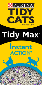 Tidy Cats Tidy Max Instant Action Cat Litter package