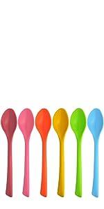 スプーン プラスチック プラ 子供用 お弁当 お弁当用 離乳食 履修食スプーン 食洗機可