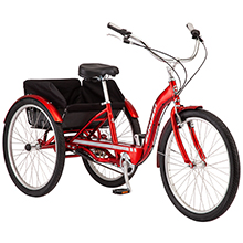 Meridian 3-Speed Trike