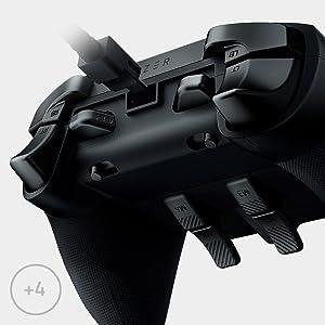 Razer Wolverine Ultimate, Maneta Profesional para Xbox One, 1, Negro: Amazon.es: Informática