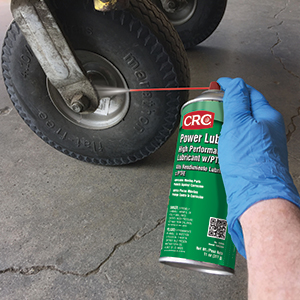Caster, Power Lube, CRC