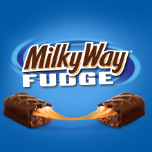 MILKY WAY Fudge Candy Bars