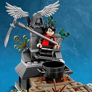 LEGO® 75965 HARRY POTTER Peter Pettigrew mit Zauberstab Figur NEU